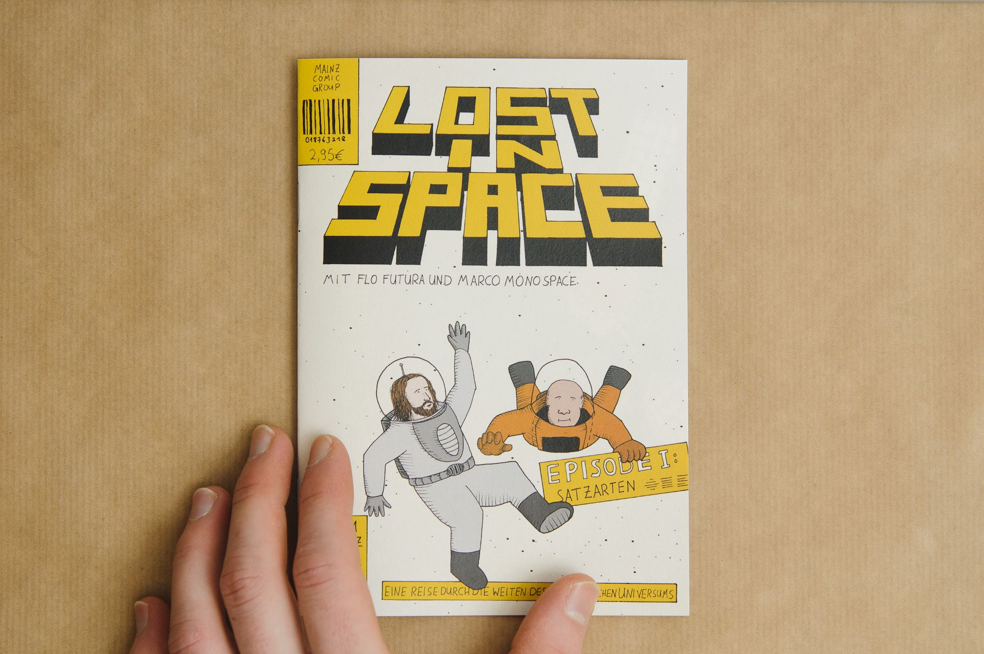 Lost in Space Seite 1