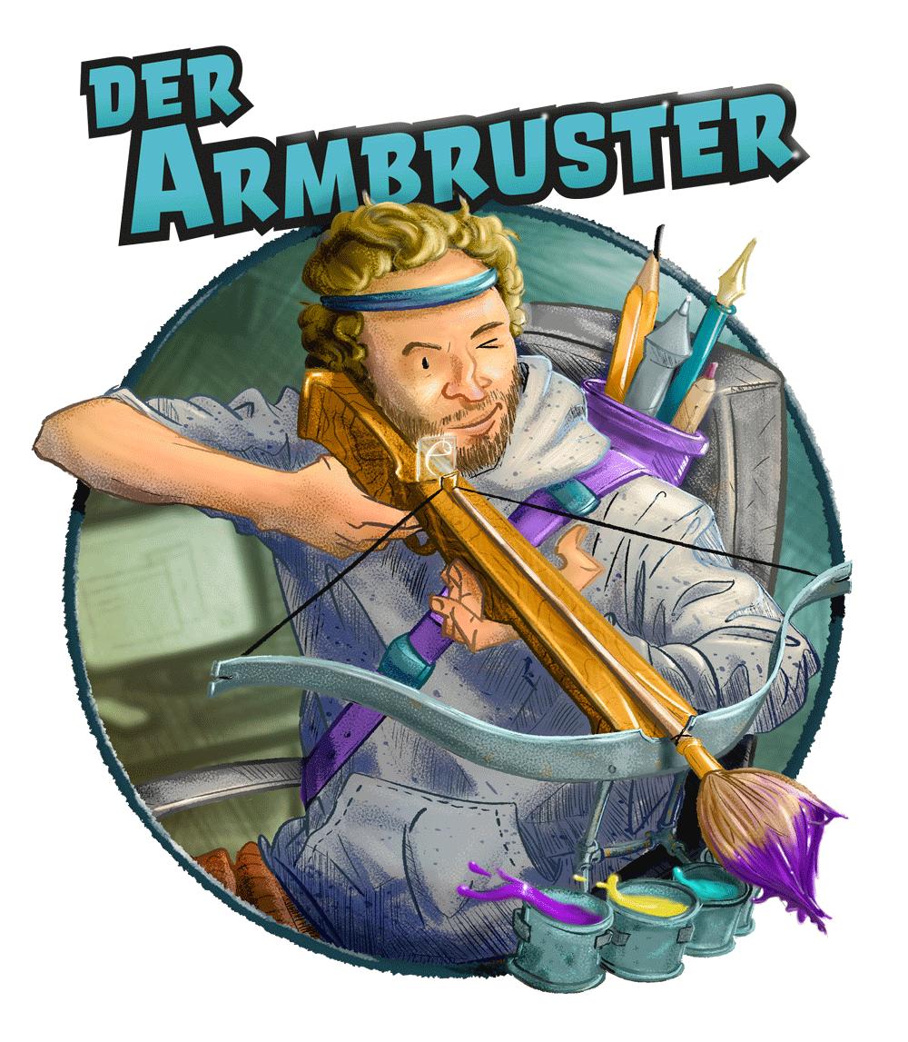 Marco Armbruster – Illustration & Design